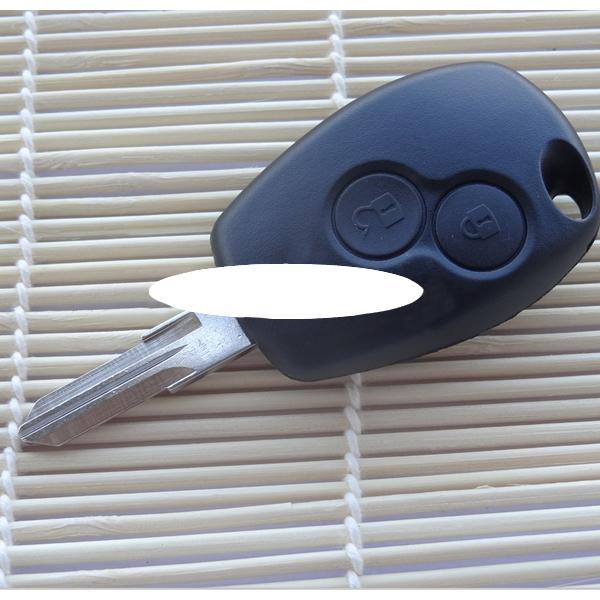 Cover Guscio Chiave Telecomando 2 Tasti Renault Dacia Logan Sandero Duster